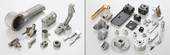 金属金型製品